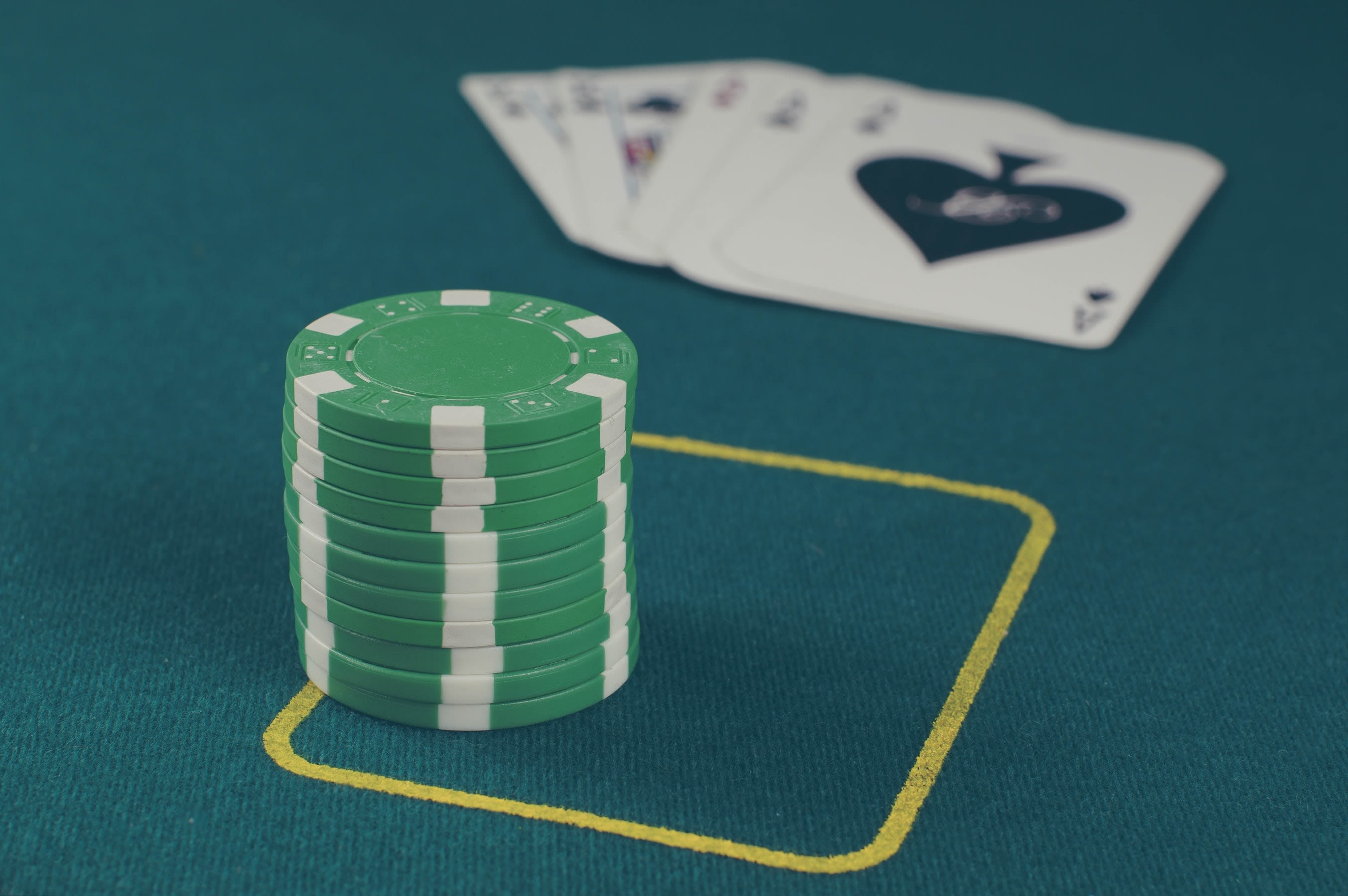 """Texas Hold'em Online"": mokytis pagrindų"