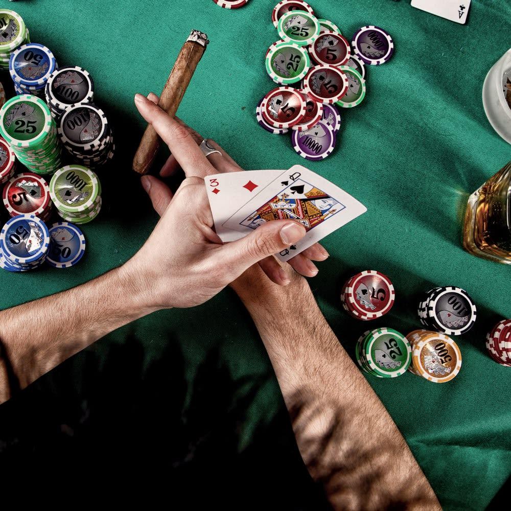 "Populiariausi ""Texas Hold'em"" kazino"